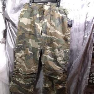 💖INC International Concepts Studded Capri Pants